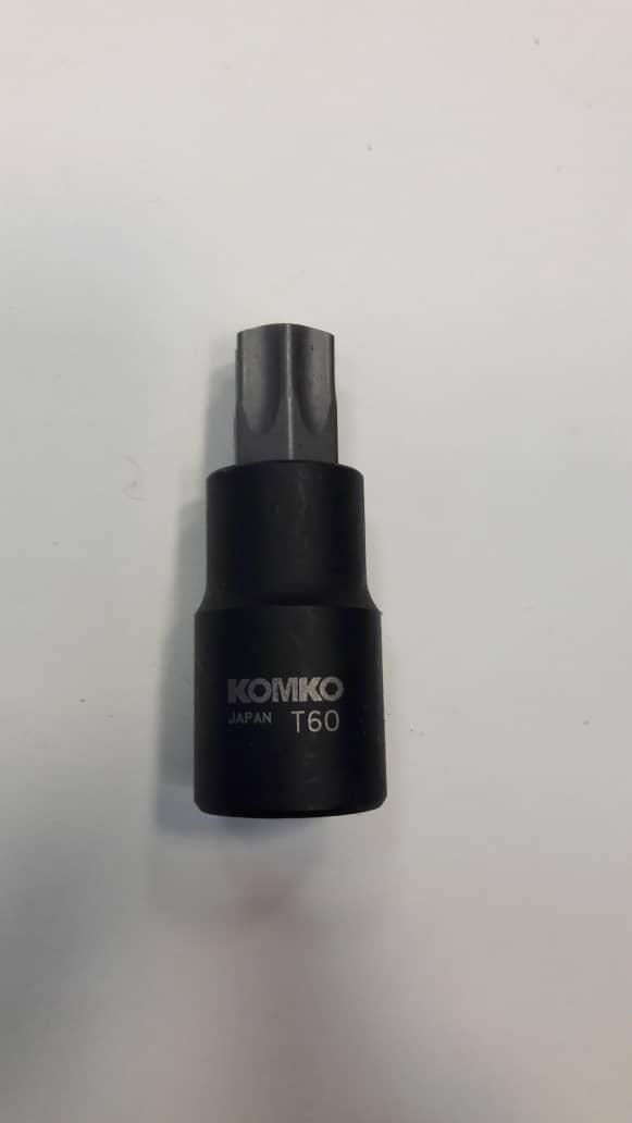 بکس ستاره ای T60 درایو 1/2 فشارقوی کمکو
