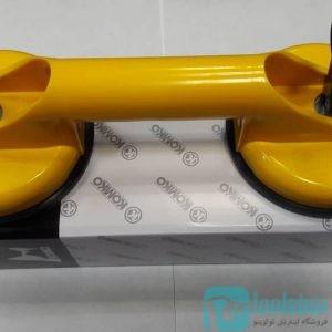 قاپک دوقلو ثابت ثابت پلاستیکی تا وزن 80 کیلو کومکو آلمان