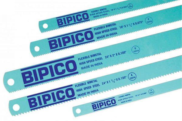 تیغ اره لنگ سایز 2.5*50*500 T6 مارک BIPICO