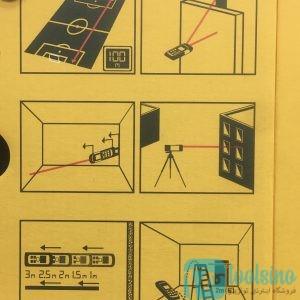 مترلیزری ۱۰۰ متری دیوالت کد DW03101-XJ