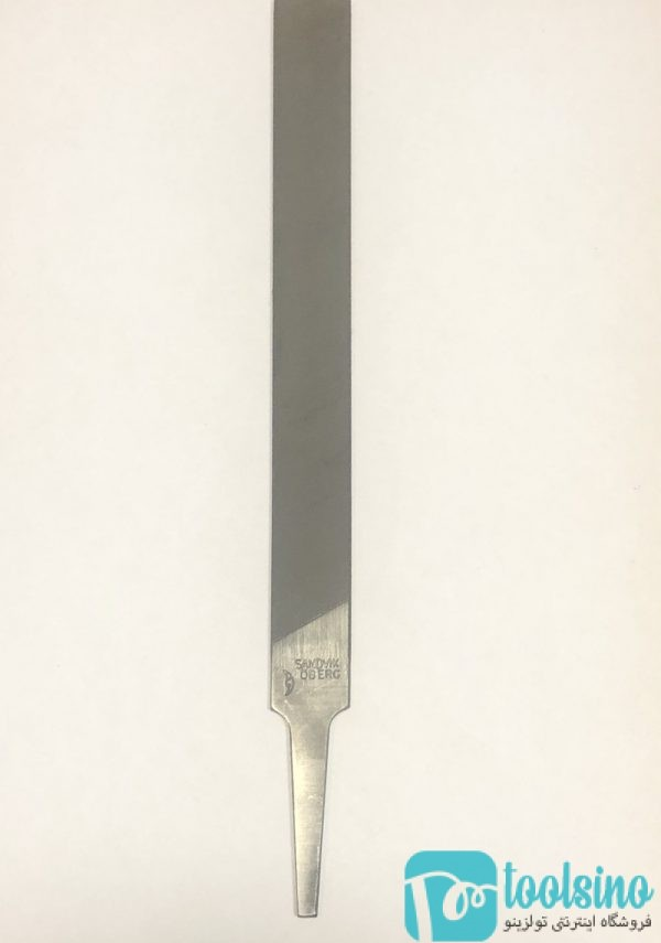 سوهان تخت عاج یک طرفه 6 اینچ سوئد